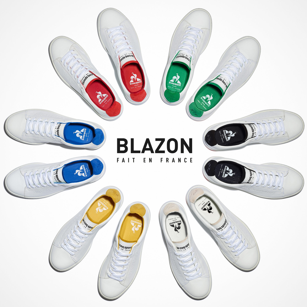 2020 BLAZON MADE IN FRANCE